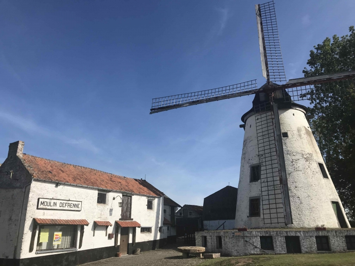 Moulin Defrenne à Grand Leez
